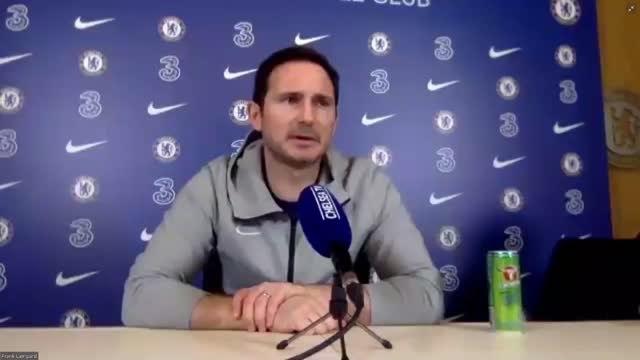 """18e j. - Lampard : """"Leicester est candidat au titre"""""""