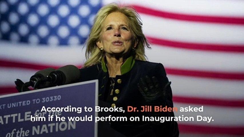 Garth Brooks, New Radicals Added to Biden Inauguration Lineup