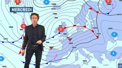 Illustration de l'actualité La météo de votre mercredi 20 janvier et la tendance
