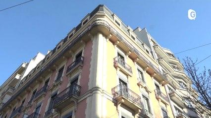 Reportage - «Les Balcons de la Bastille» : une  nouvelle résidence - Reportage - TéléGrenoble
