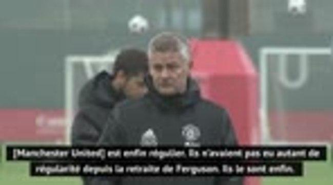 """Premier League - Veron : """"Manchester n'avait pas eu cette régularité depuis la retraite de Ferguson"""""""