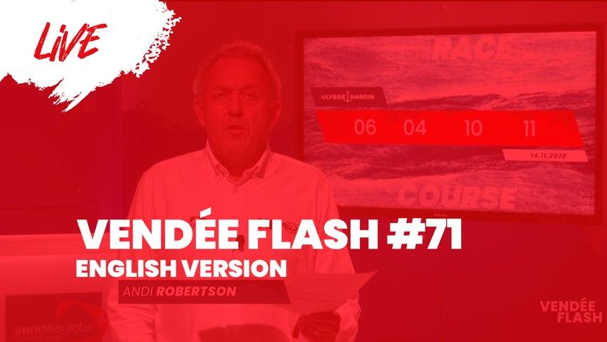 Vendée Flash #71 [EN]