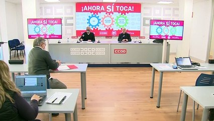 Gobierno, sindicatos y patronal logran nuevo acuerdo para extender los ERTE