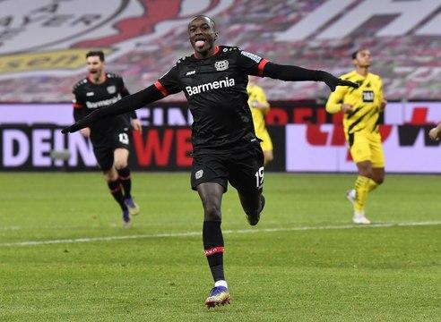 Bundesliga - Un Diaby colossal fait plier Dortmund !