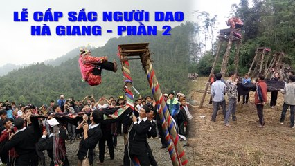 Traditional festival of Ao Dai Dao in Bac Quang district, Ha Giang province (part 2)
