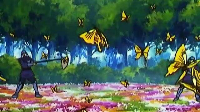 THE BUTTERFLIES - The Legend of Snow White ep. 16 - EN