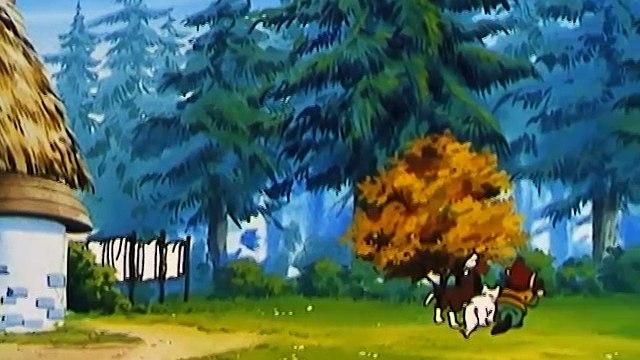 A LITTLE CHILD - The Legend of Snow White ep. 19 - EN