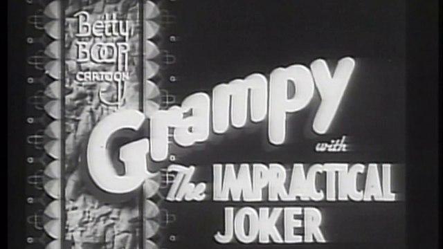 Betty Boop - The Impractical Joker (1937)