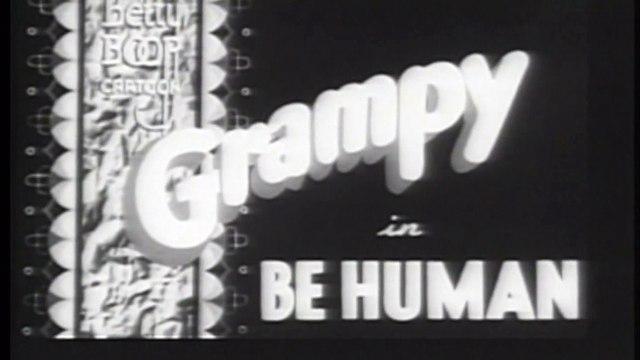 Betty Boop - Be Human - 1936 Max Fleischer