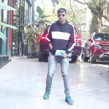 Varun Dhawan, Ranveer Singh & Abhishek Banerjee snapped across In the city