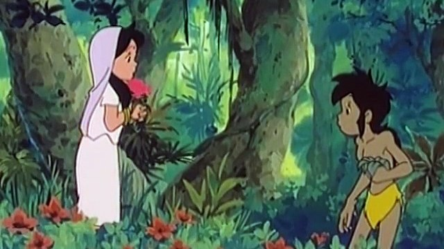 MOWGLI'S RED FLOWER - The Jungle Book ep. 32 - EN