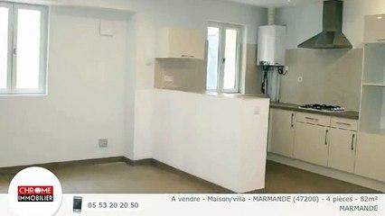 A vendre - Maison/villa - MARMANDE (47200) - 4 pièces - 82m²