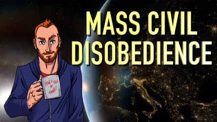 Mass Civil Disobedience is Spreading