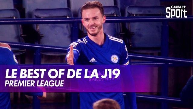 Le best of de la J19 de Premier League