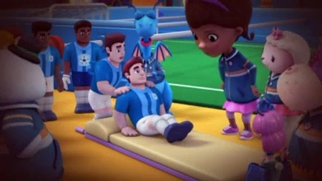 Doc McStuffins S04E43 Mermaid in the Midfield Lotta Hula