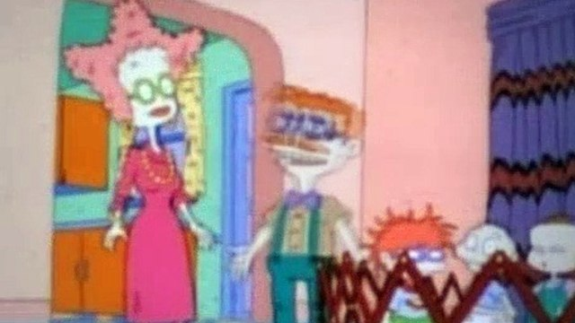 Rugrats  Season 2 Episode 3,4 - Chuckie Vs. The Potty + Together At Last