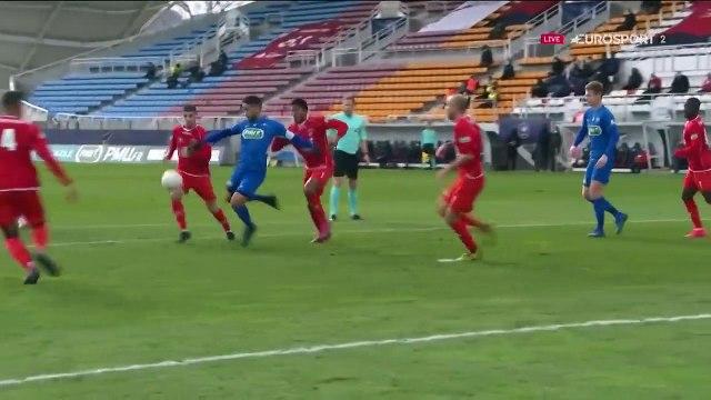 Deux buts en deux minutes et puis plus rien jusqu'au bout : le résumé de Clermont - Grenoble