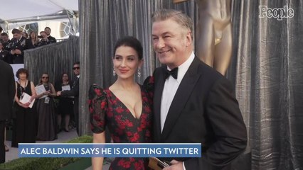 Alec Baldwin Quits Twitter, Contemplates Quitting Acting