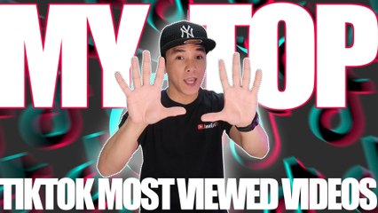My TOP 10 Most Viewed Videos on TikTok | Coded Tutorial 2020 (Tagalog)