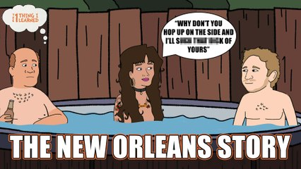 The Dirtiest Hot Tub in New Orleans - The 1 Thing I Learned