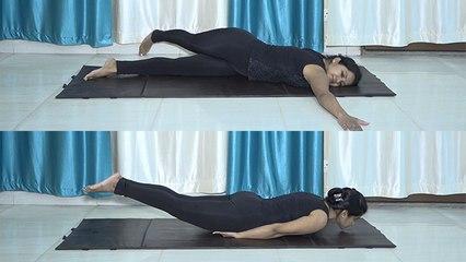 साइटिका से दर्द से राहत दिलाएगा ये योगासन | Yoga For Sciatica Patient | Boldsky