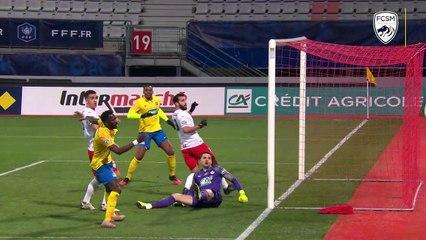 Le résumé de ASNL-FCSM, 8e tour Coupe de France (0-1)