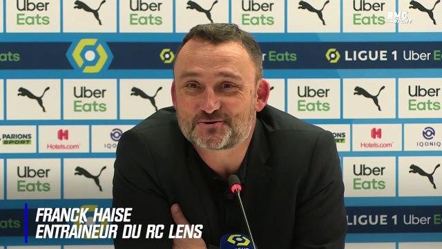 """Ligue 1 : """"On voit bien qu'il y a des difficultés"""", le constat cruel de Haise sur l'OM"""