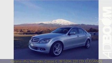 MERCEDES Classe C (W/S204) 220 CDI