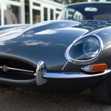 The Jaguar E-Type That Costs $500,000 | RIDICULOUS RIDES