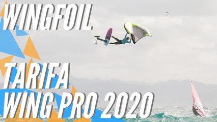 Tarifa Wing Pro 2020 | Highlights Men's Elimination