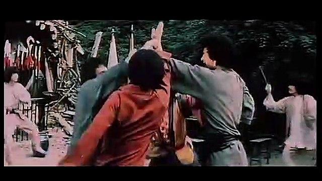 Wu Tang Collection - Mantis Dans Les griffes Du Faucon (Mantis Under Falcon Claws) part 2/2