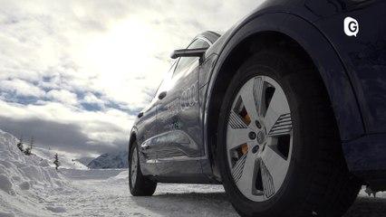 Reportage - La conduite sur glace - Reportage - TéléGrenoble