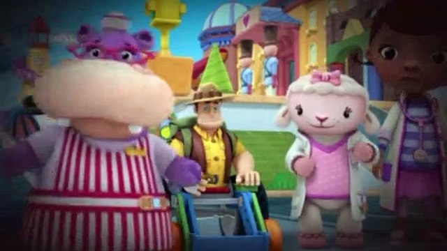 Doc McStuffins S04E50 On a Roll Home Is Where the Fruit Is