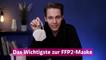 FFP2-Masken: Das solltet ihr beachten
