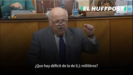 """Andalucía pierde un 20% de las dosis al encargar jeringuillas inadecuadas y el consejero de Salud dice que es """"un culillo"""""""
