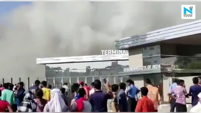 'Anguished': PM Modi over death of 5 workers in fire at Serum Institute of India
