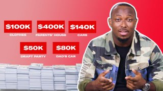 How LeSean McCoy Spent His First 1M in the NFL