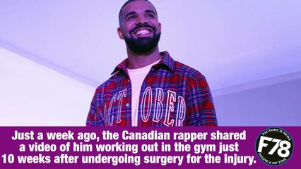 F78NEWS: Heartbreaking news, Drizzy fans: Drake has pushed back the release of his new album, Certified Lover Boy.