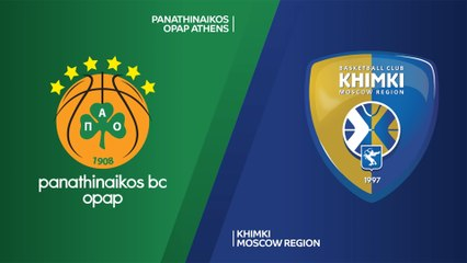 EuroLeague 2020-21 Highlights Regular Season Round 21 video: Panathinaikos 94-78 Khimki