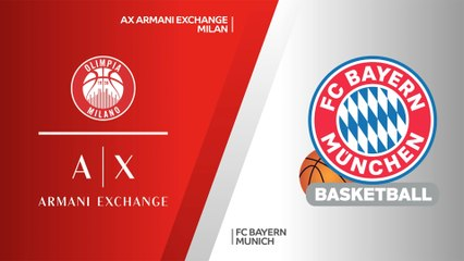 EuroLeague 2020-21 Highlights Regular Season Round 21 video: Milan 75-51 Bayern