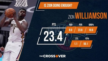 The Crossover: Does Karl Malone Have a Point About Zion?
