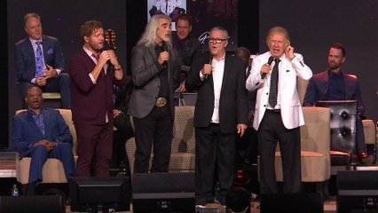 Gaither Vocal Band - Jesus On The Mainline