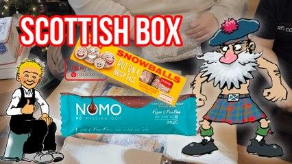 UnBoxing Mac 40: Scottish Chocolate and Macs