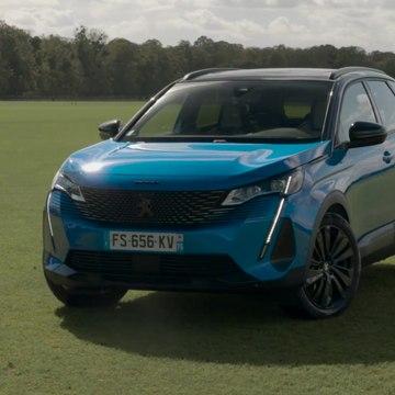 New SUV Peugeot 3008 GT Pack Hybrid 225 EAT8 Design Preview