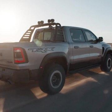2021 Ram 1500 TRX Engineering Feature