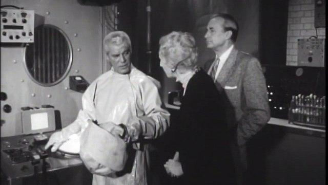 Monstrosity (1963) aka The Atomic Brain - Horror, Sci-Fi Full Movie part 1/2