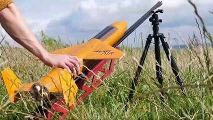 Multimedia valley studio___Watch how he made a high-power rocket with a thrust of 32 kg