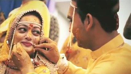 अभिनेत्री मानसी नाईक अडकली लग्न गाठीत; प्रदीप खरेरा सोबत केले विवाह