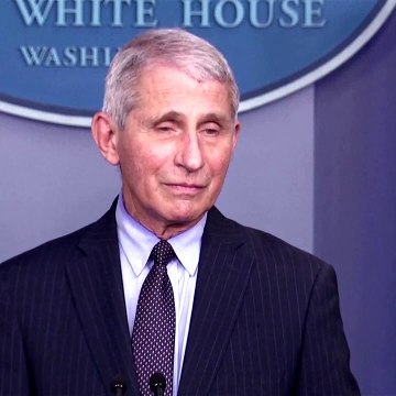 Fauci says Biden's science-based approach 'liberating'