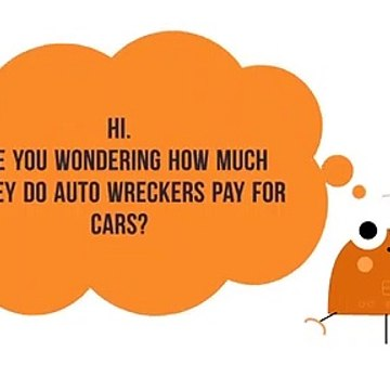 How much do Wreckers Pay for Cars This Year